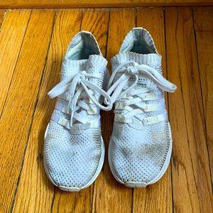 Adidas Equipment ADV 91-16 White on White Size 4.5